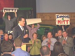 Mitt Romney Rally
