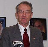 Iowa Sebator Chuck Grassley