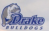 Drake Bulldog logo