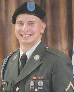 Specialist David Behrle