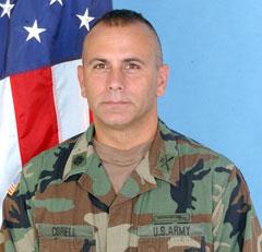 Lieutenant Colonel Ben Corell