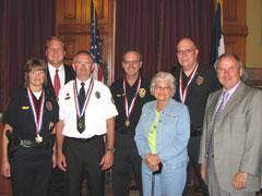 Sullivan Award winners