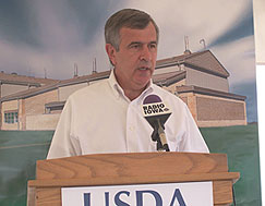 Ag Secretary Mike Johanns