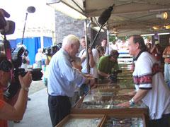 John McCain at the Iowa State Fair