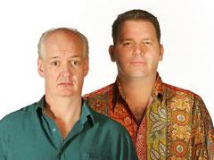 Colin Mochrie, Brad Sherwood