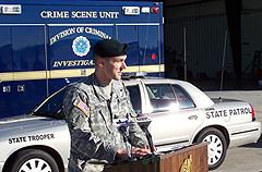 Army Lt. Colonel Brad Dostal