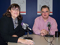 O. Kay Henderson and David Yepsen