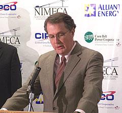 Thomas Aller, IPL president