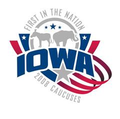 New Iowa Caucus logo