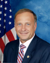 Fifth District Congressman Steve King