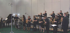 Underwood HS Jazz Band
