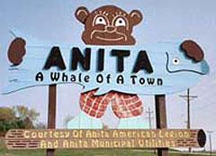 Anita sign.