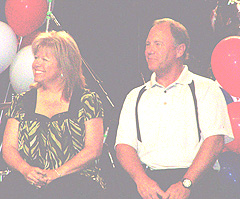 Teri and Doug Johnson
