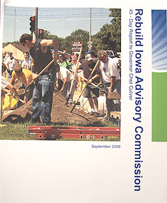 Rebuild Iowa Commission report.