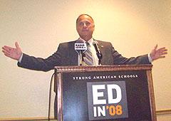 Congressman Steve King at Republican National Convention.