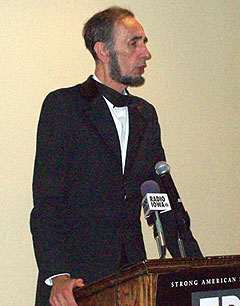 Lance Mack as Lincoln