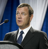 U.S. Supreme Court Chief Justic John Roberts