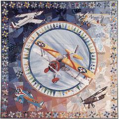 Air show quilt.