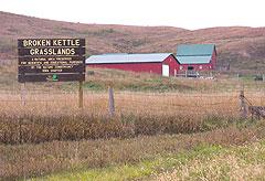 Broken Kettel Grassland Preserve.