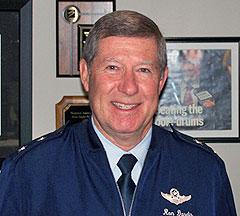 General Ron Dardis