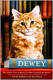 Dewey the cat book.