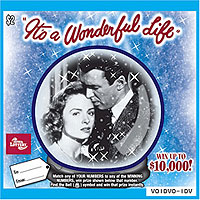 Wonderful Life scratch ticket
