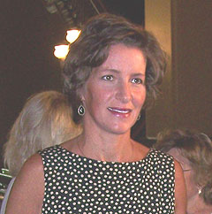 Iowa First Lady Mari Culver (file photo)