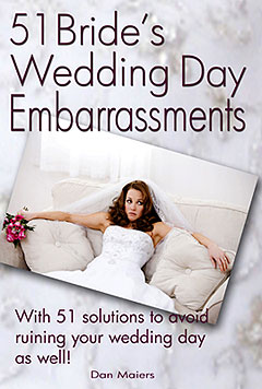 Book on wedding advice by Iowan Dan Maiers.