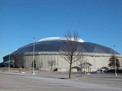 UNI-Dome in Cedar Falls