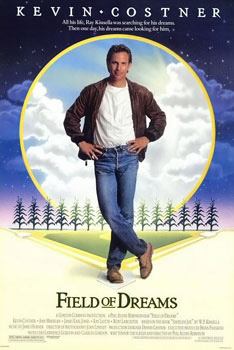 Field of Dreams poster.