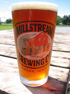 Millstream beer