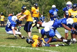 Action from NIACC vs. Rock Valley this season.