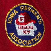 Firmen's association patch.