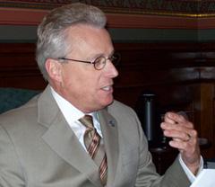 State Auditor David Vaudt