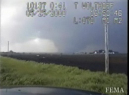 FEMA video of Parkersburg tornado.