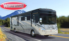 Winnebago motor home