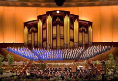 The Morman Tabernacle Choir