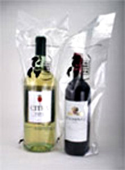 Special bags can be used to take wine home from restaurants after July 1st.