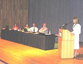 Iowa Board of Pharmacy public hearing on medical marijuana.