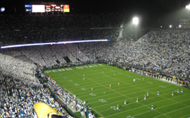 Iowa vs. Penn State at Beaver Stadium