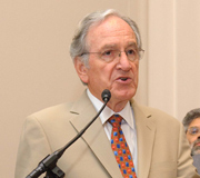 Iowa Senator Tom Harkin, (file photo)
