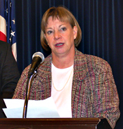 IDPH medical director Patricia Quinlisk. (file photo)