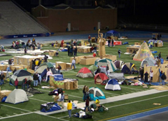 Reggies Sleepout 2008