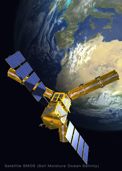 SMOS satelite