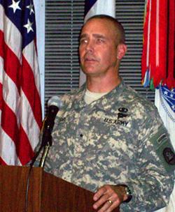 Brig. Gen. Tim Orr