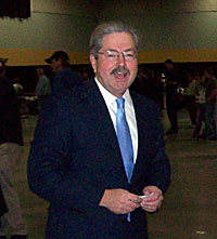 Former Iowa Governor Terry Branstad