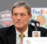 Kirk Ferentz  (file photo)