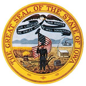 Iowa Seal