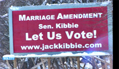 Kibbie billboard