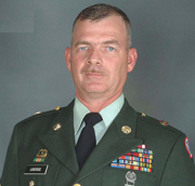 Command Sergeant Major John Keith Laborde
